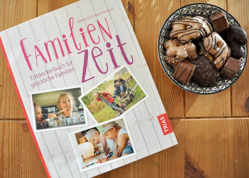 Familienzeit - Entdeckerbuch für glückliche Familien, Jahreszeiten und Natur erlenben, mein Buch-Tipp auf Mutter&Söhnchen