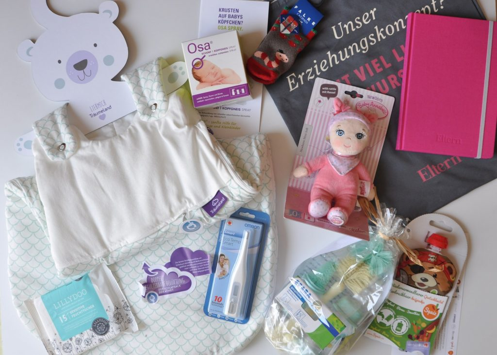 Goodie Bag familycon und Bagomania