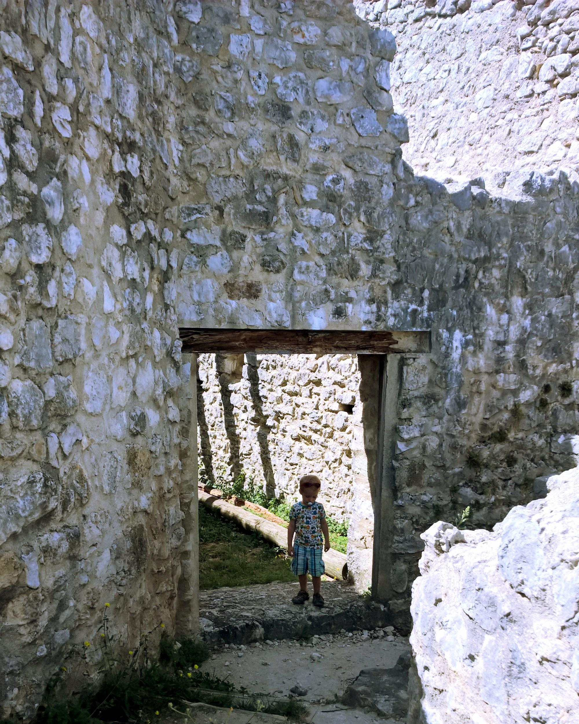 Burg Crussol Valence
