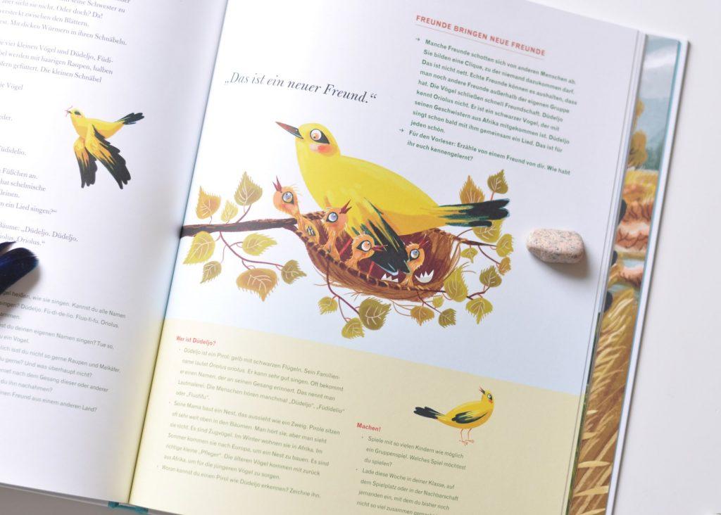 Vogelgeschichten