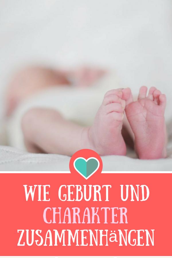 Wie Geburt und Charakter zusammenhängen #Geburt #Kaiserschnitt #Baby #Charakter #Geburtsverlauf