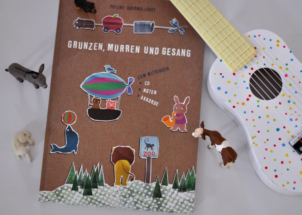 Grunzen Murren und Gesang - Musik für die ganze Familie