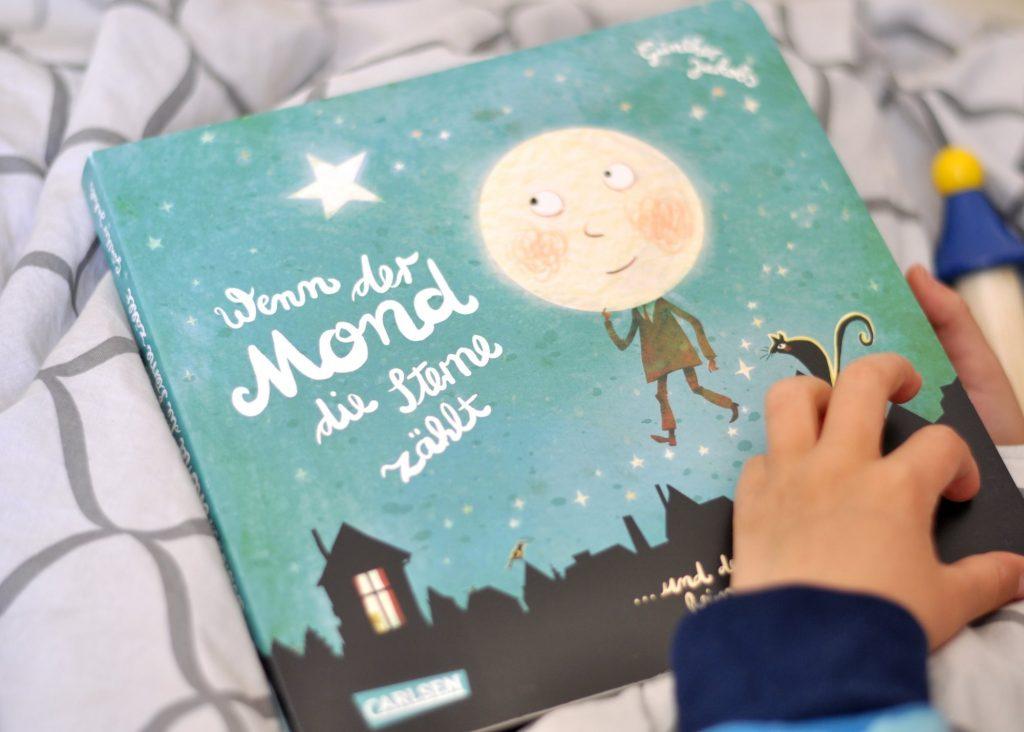 Wenn der Mond die Sterne zählt