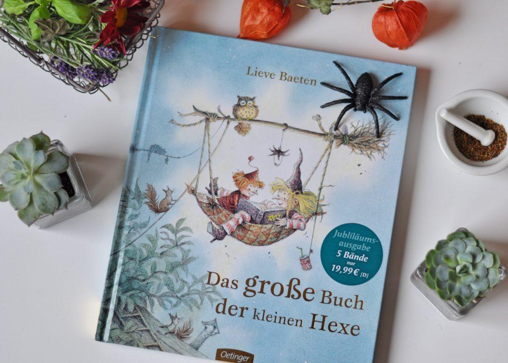 Das große Buch der kleinen Hexe - Bilderbuch für Hexenfans, mehr Kinderbücher zum Thema #Hexen und #magischeWesen findet ihr auf Mutter&Söhnchen #Kinderbuch