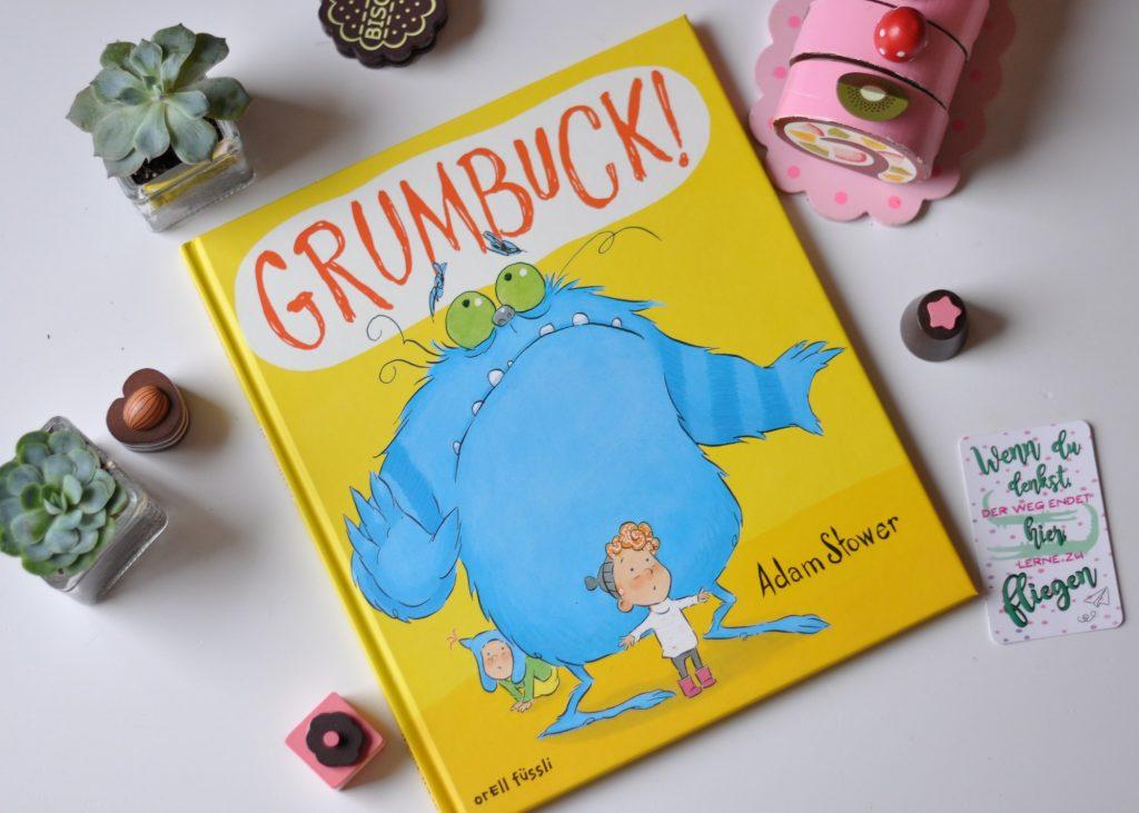 Der Grumbuck - ein Kinderbuch über tortenfressende Trolle, die Angst vor dem bösen Unbekannten haben. Mehr Kinderbücher zum Thema #Hexen und #magischeWesen findet ihr auf Mutter&Söhnchen #kinderbuch
