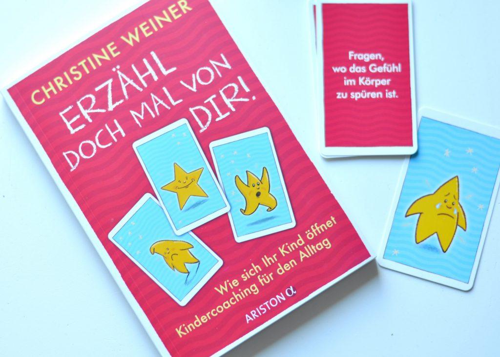 Erzähl doch mal von dir von Christine Weiner - Buch-Tipp zu Kinderchoaching