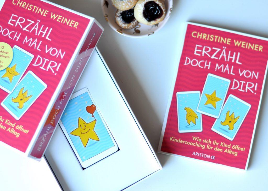 Erzähl doch Mal von Dir von Christine Weiner - Buch-Tipp auf Mutter&Söhnchen
