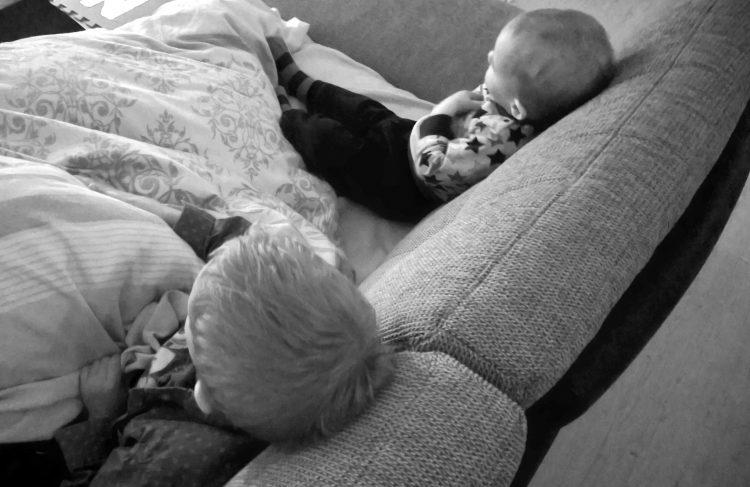 Kackorama – Krank mit Kindern