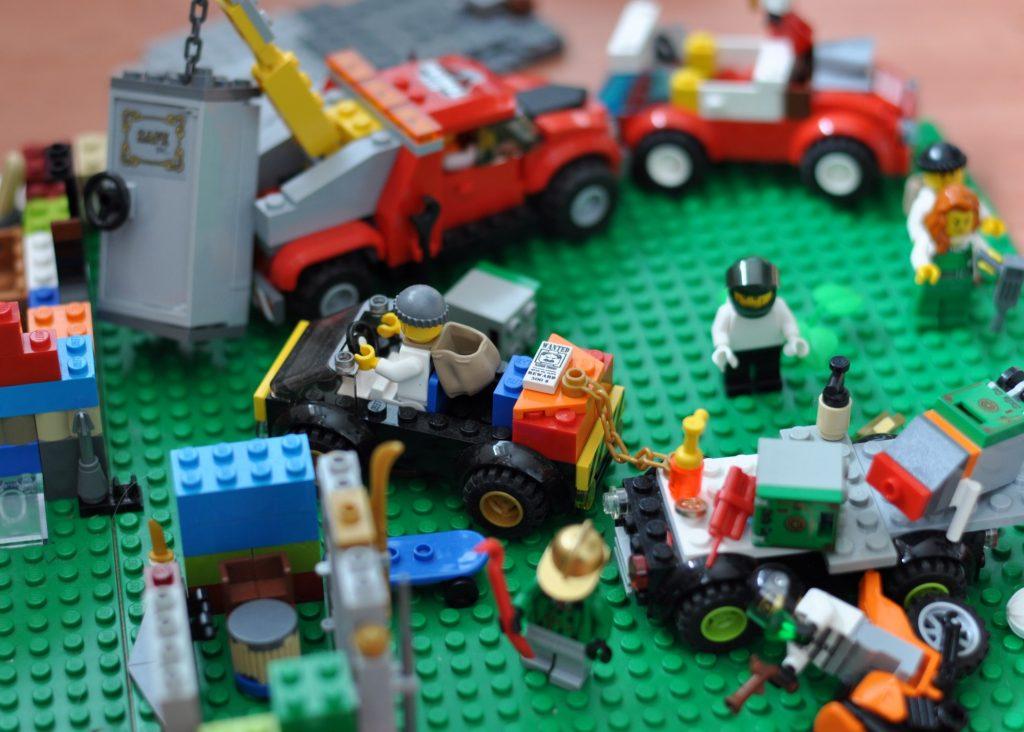 LEGO City Rebuild