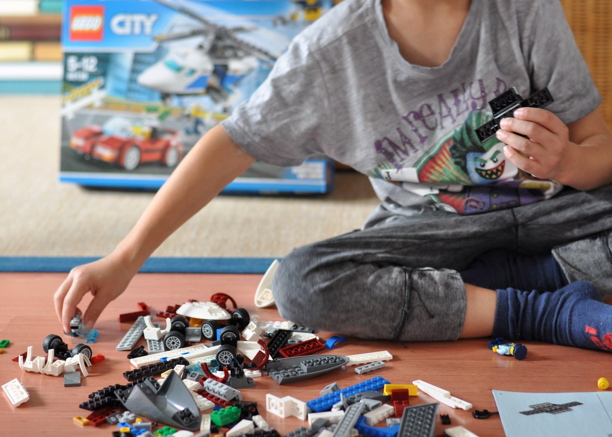 Lego Rebuild