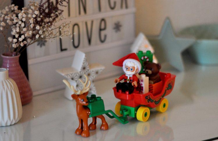 Adventskranz & Co. – Weihnachtliche Bastelideen mit LEGO Duplo