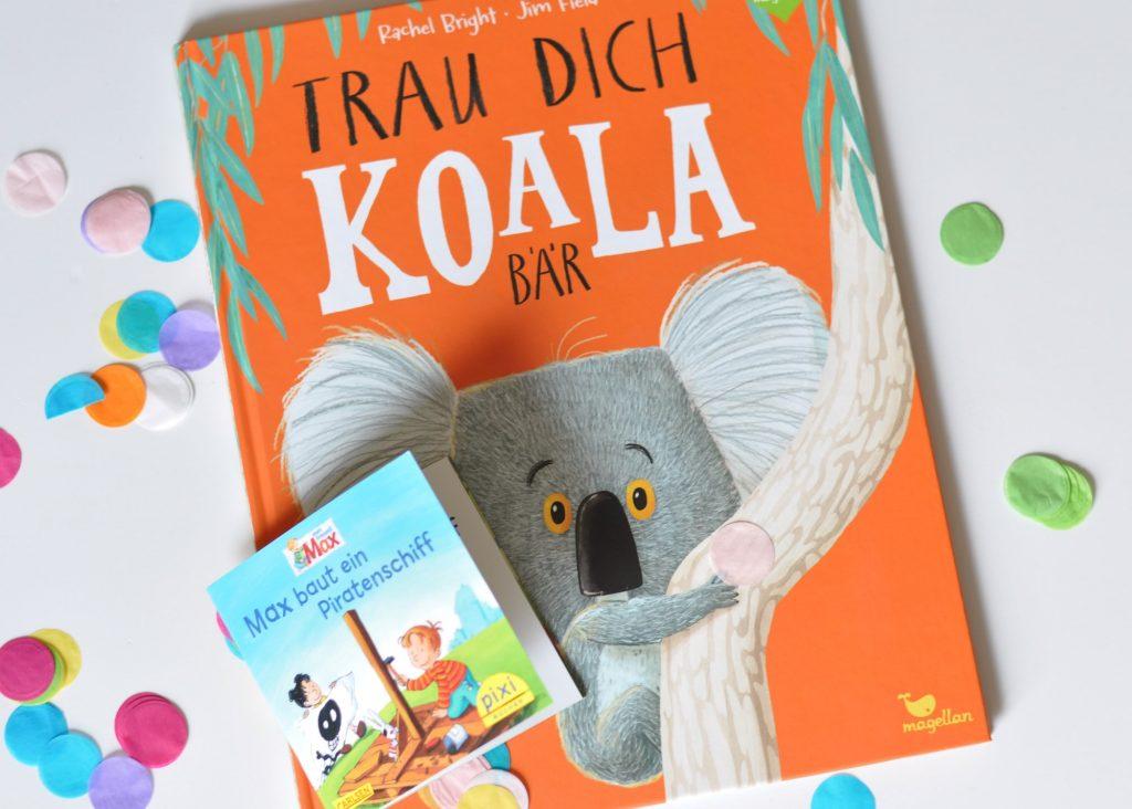 Kinderbücher Mut und Angst