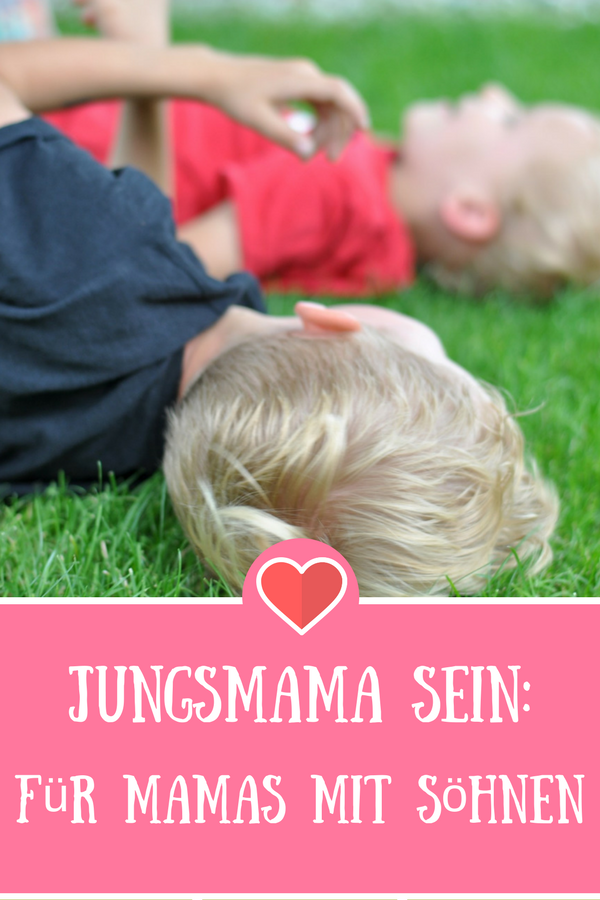 Für Mamas von Söhnen - Darum ist es schön, Jungsmama zu sein #Herzenstext #Jungsmama #Sohn #Mamasein #Superheldin