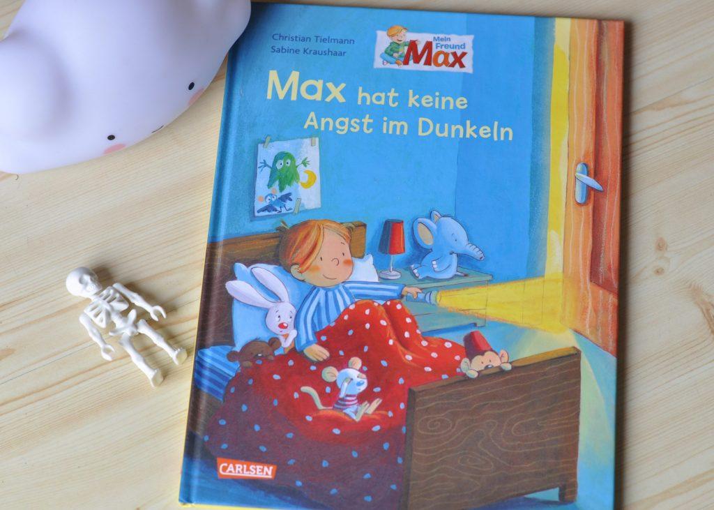 Max hat keine Angst im Dunkeln #Kinderbuch #Angst
