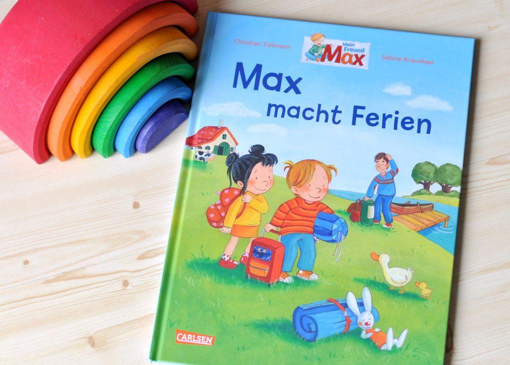 Max macht Ferien #Kinderbuch #ferien #urlaub