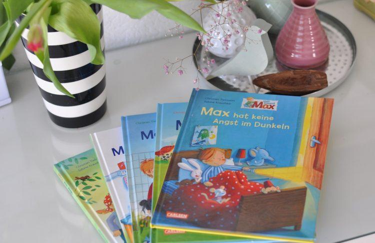 Unser Freund Max – Starke Kinderbücher für Jungs #Verlosung