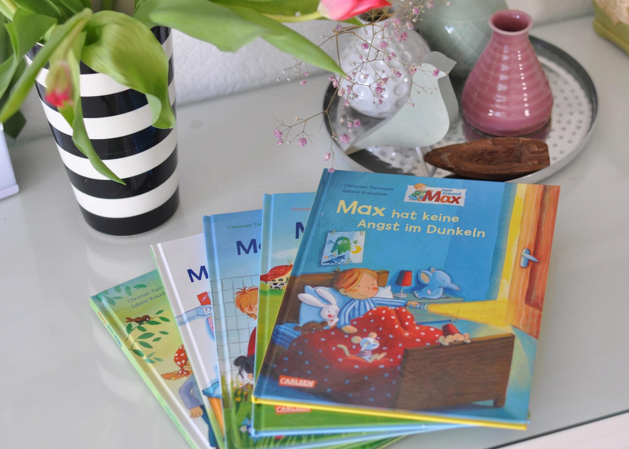 Unser Freund Max - Starke Kinderbücher für Jungs ab 3 Jahren #Kinderbuch #Max #Junge #Vorlesen