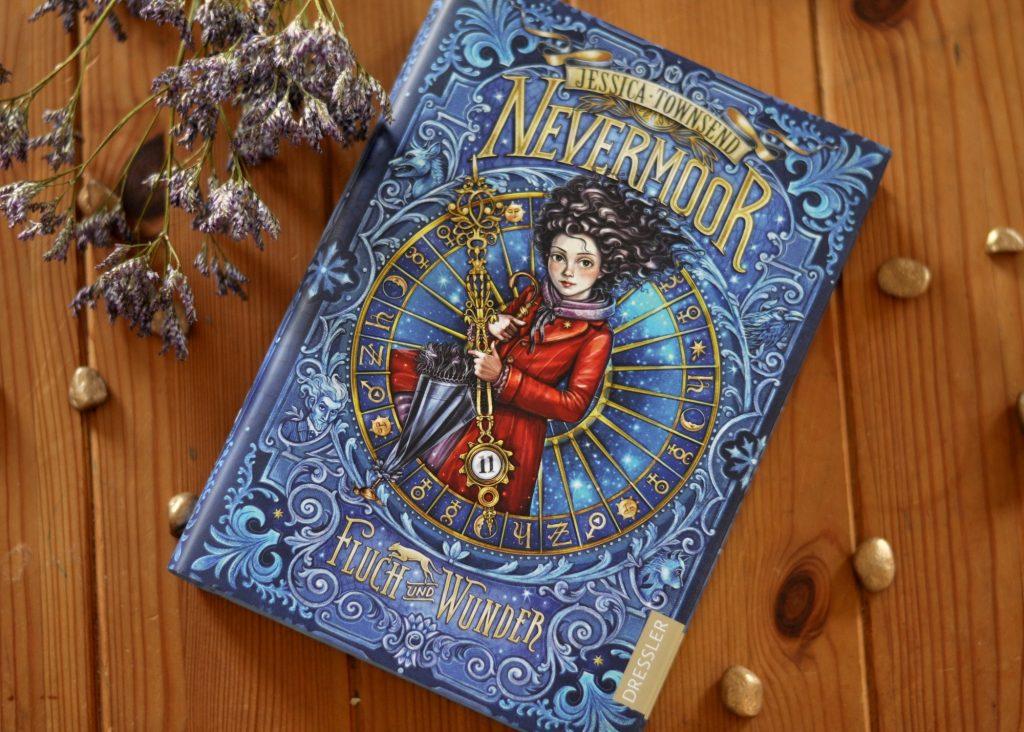 Nevermoor - Fluch und Wunder - Fantasy-Buch für Kinder ab 10 Jahren