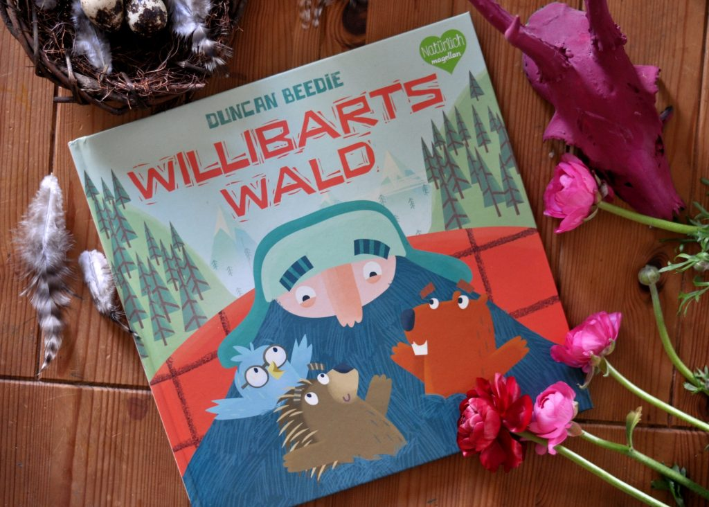 Willibarts Wald - Ein Bilderbuch über das Abholzen von Wäldern und Tierschutz für Kinder ab 3 Jahre. #Nachhaltigkeit #Wald #Holz #Umwelt #Bilderbuch #lesen #vorlesen