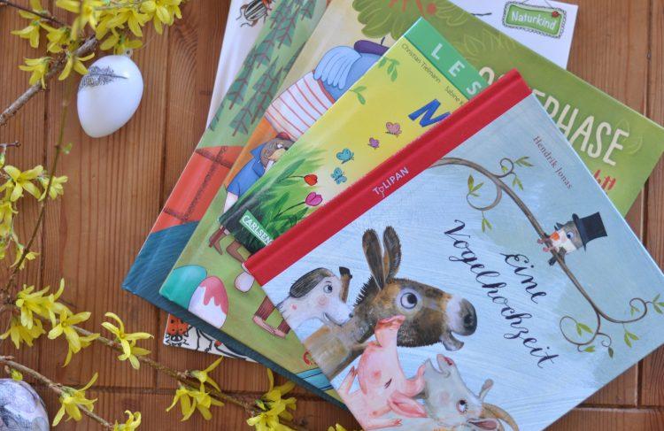 Bilderbücher zu Ostern un dFrühling - die schönsten Neuerscheinungen #Käfer #Ostern #Kinderbuch #Bilderbuch #Vogel #Frühling
