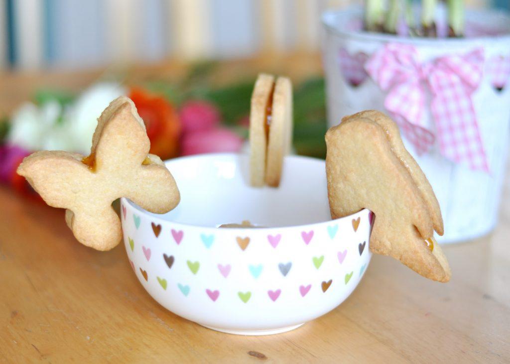 Einfache Kekse für Ostern