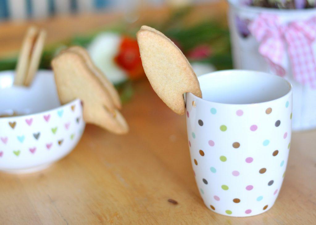 Einfache Oster Kekse
