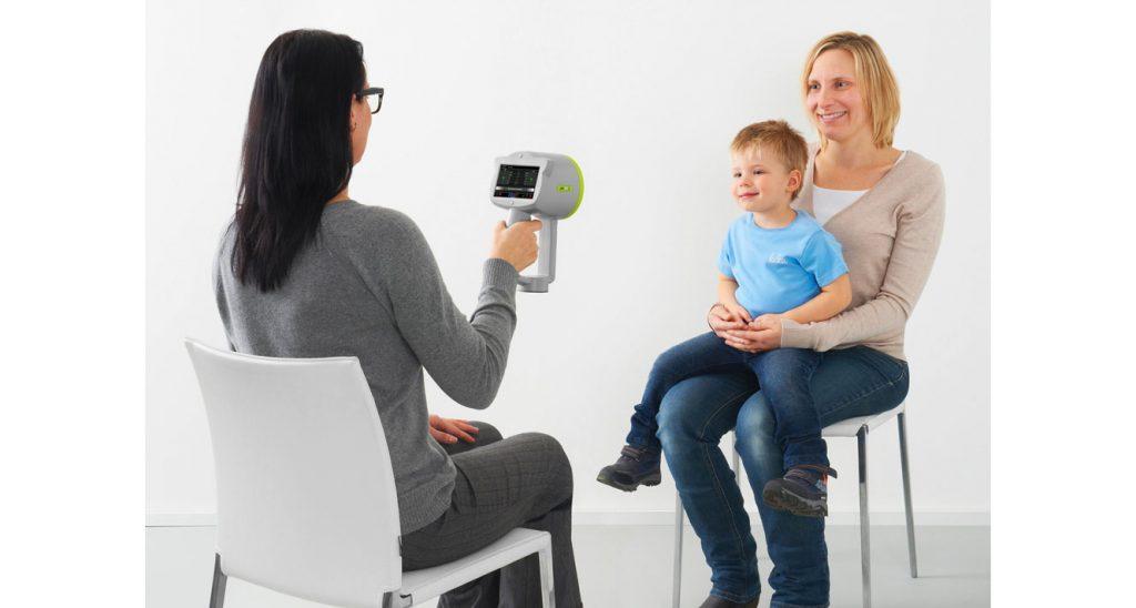 Augenvorsorge bei Kindern