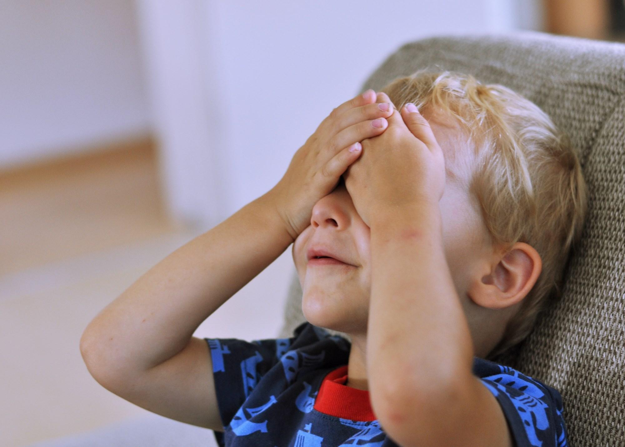 Augenvorsorge Kleinkind