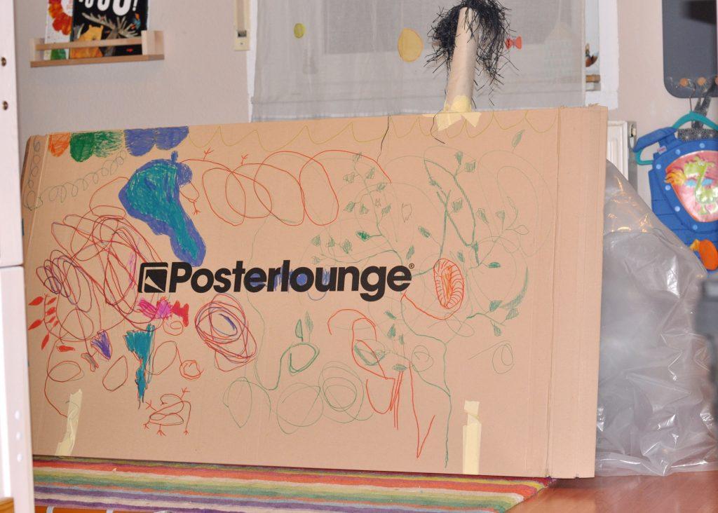Posterlounge Zelt