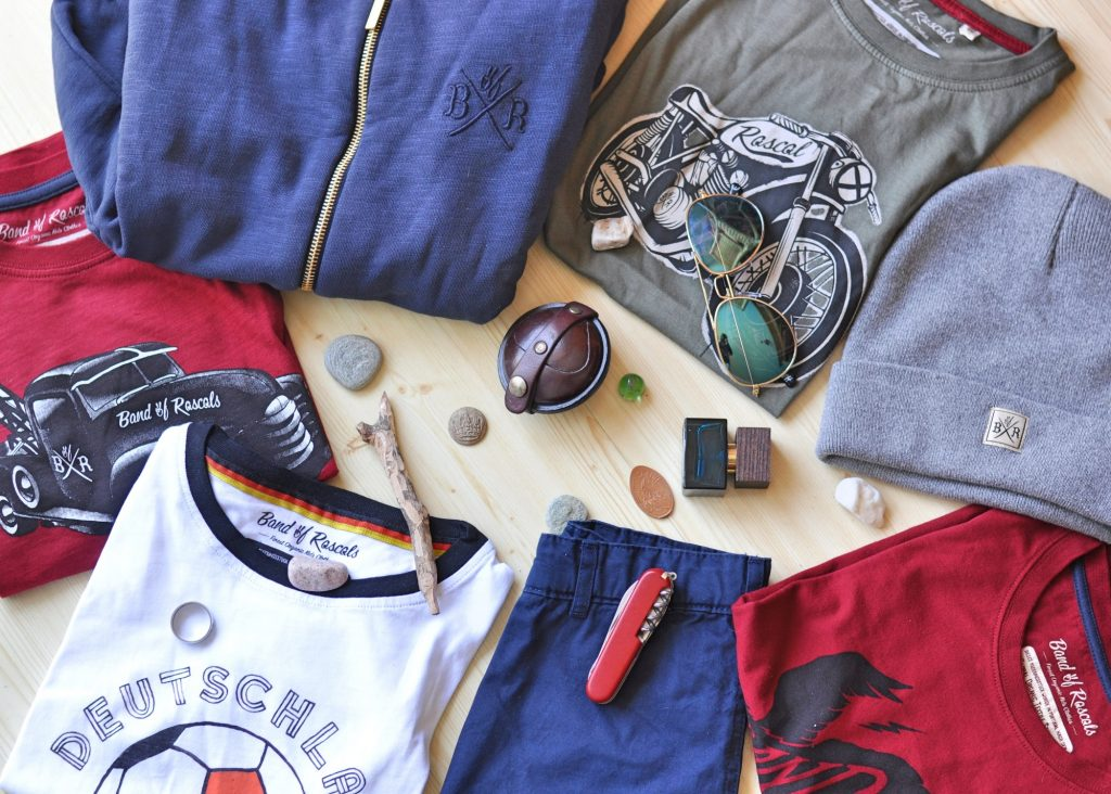 Band of Rascals - Sommeroutfits