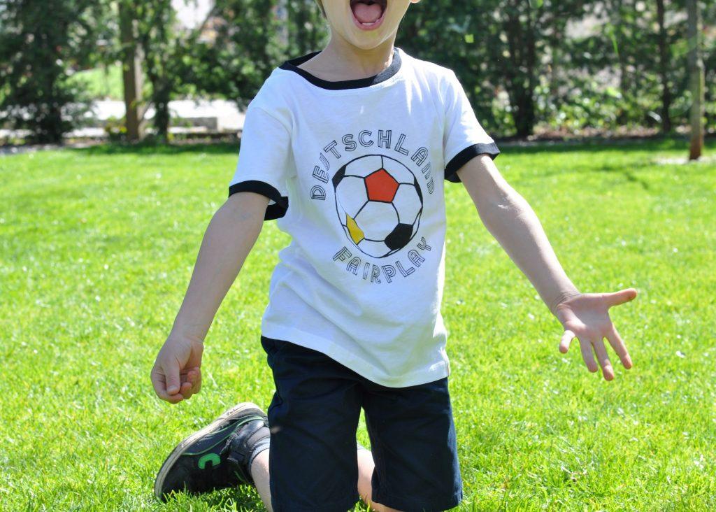 Band of Rascals - Fussball Shirt