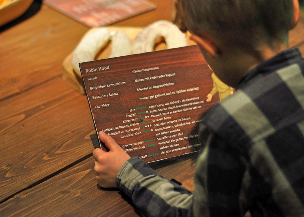 Robin Hood Familienausstelung im Historischen Museum Speyer