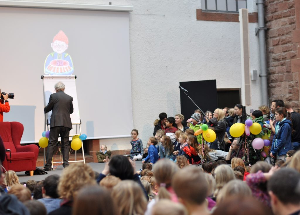 Sams Feier Historisches Museum Speyer