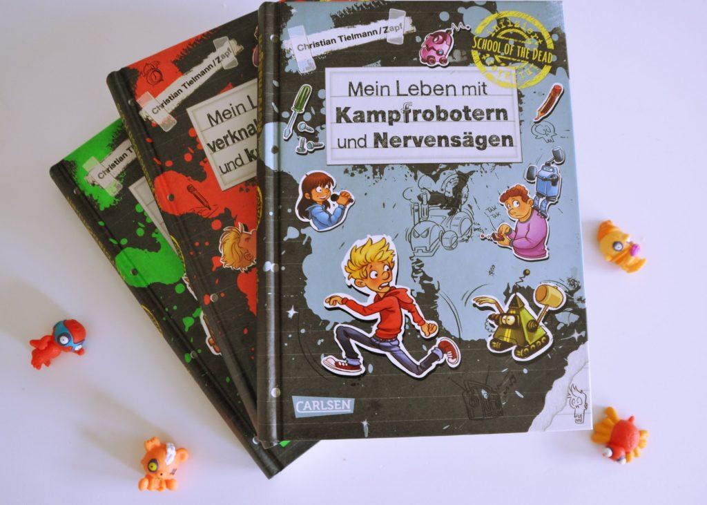School of the Dead - Mein Leben mit #kinderbuch #lesen #vorlesen #schule #comic