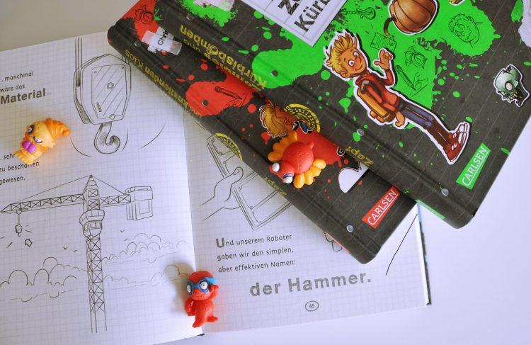 Schimpfworte machen glücklich – Interview mit Autor Christian Tielmann