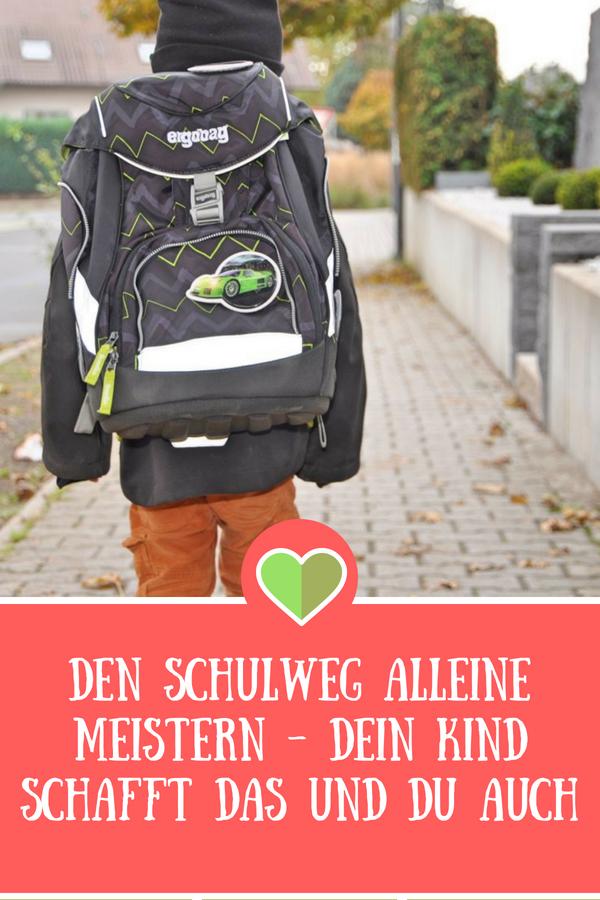 Den Schulweg alleine meistern - sei Pippi und nicht Anika #Vertrauen #Grundschule #Schulkind #Schulweg #helikopter #tipp #kind #schule