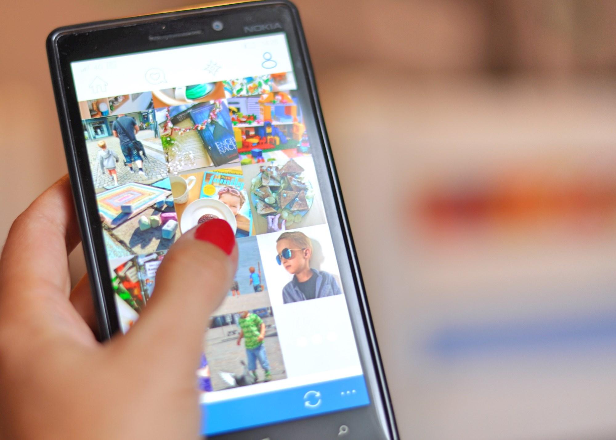 Smartphone für Kindergartenkinder - muss das sein? Mehr auf Mutter&Söhnchen