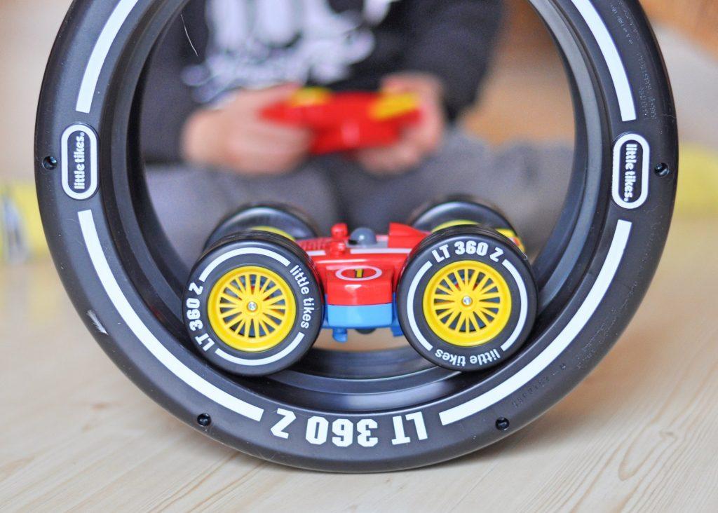 Tire Twister von Little Tikes - Produkttest auf Mutter&Söhnchen
