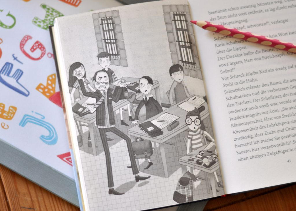 Die unlangweiligste Schule der Welt Teil 3 - Die entführte Lehrerin - Kinderbuch ab 8 Jahren