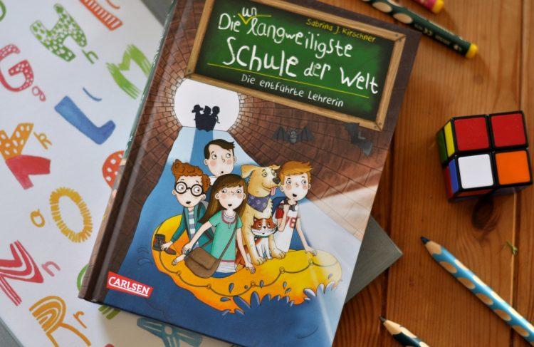 Die unlangweiligste Schule der Welt 3 - Kinderbuch