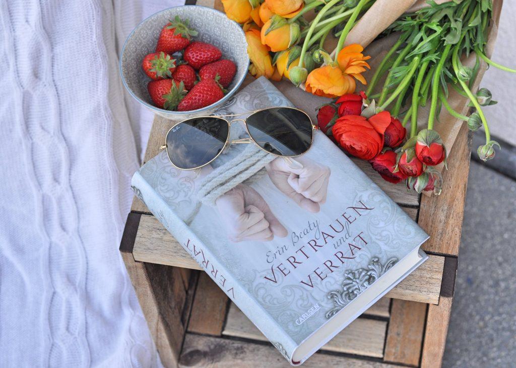 Vertrauen und Verrat #Fantasy #Buch #Buchtipp #Lesen #Romantik