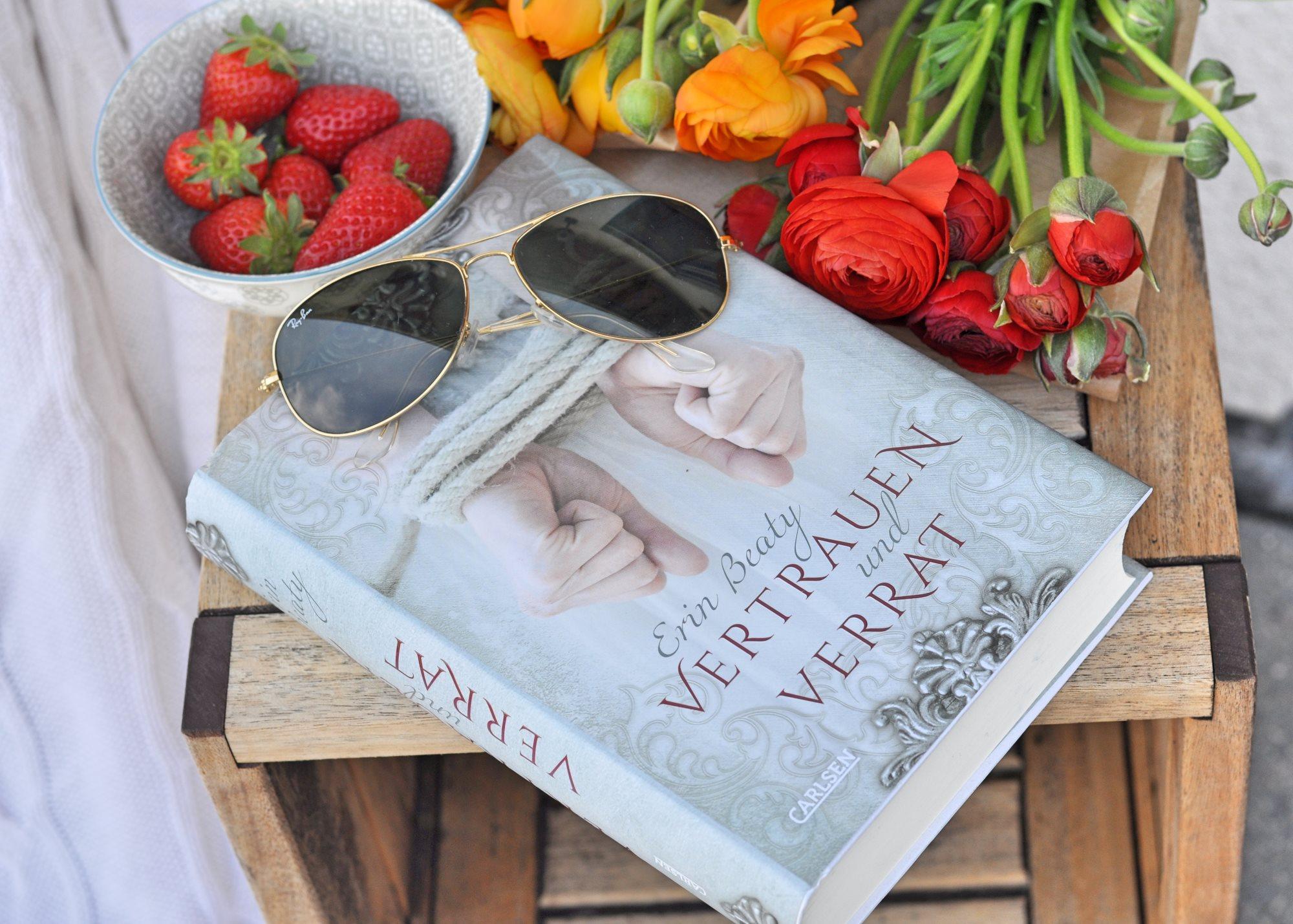 Vertrauen und Verrat #Fantasy #Romantik #Buchtipp #Rezension #Lesen #Buch #Mittelalter