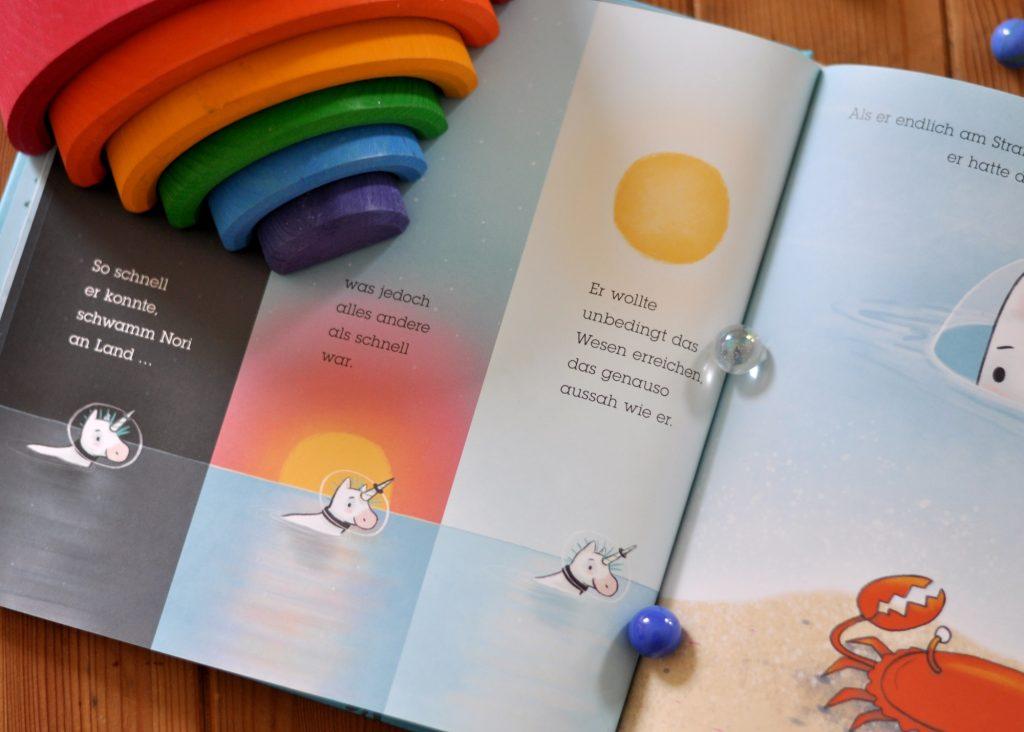 Das kleine Wahlhorn - Einhorn Kinderbuch ab 4 Jahren über die Bedeutung von Familie