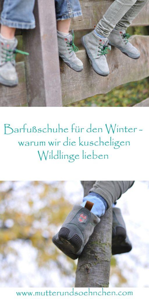 Barfußschuhe für den Winter von Wildling Shoes - die perfekten Kinderschuhe, warum wir sie so lieben lest ihr auch Mutter&Söhnchen #Kinderschuhe #Barfußschuhe