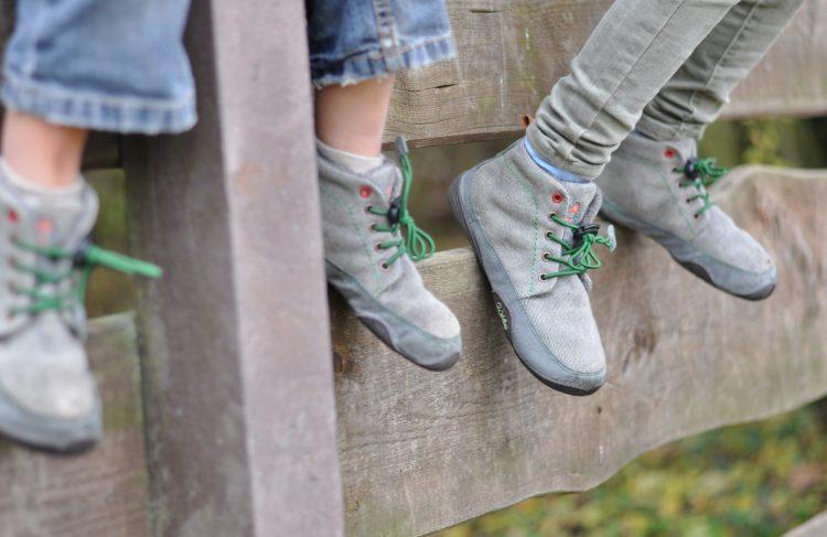 Wildling Shoes für den Winter, wir tragen nun die 3. Wildling Generation und diesmal testen wir die gefütterten Barfußschuhe für den Winter, mehr auf Mutter&Söhnchen