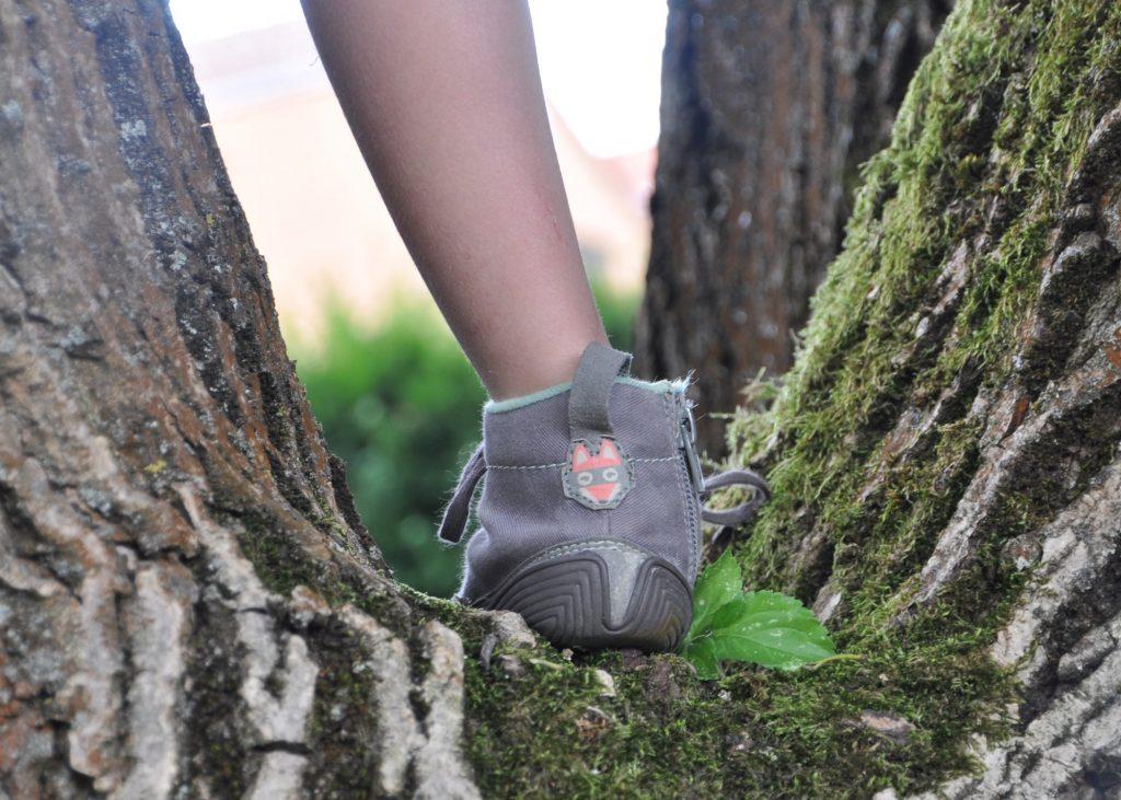 Wildling Shoes Modell Drache - Barfußschuhe für den Winter, Erfahrungsbericht auf Mutter&Söhnchen