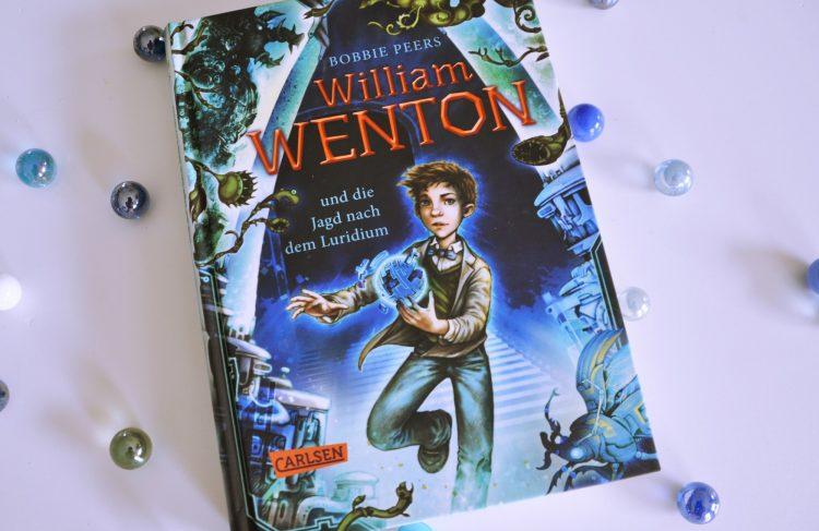 Leseabenteuer für Nerds – William Wenton und die Jagd nach dem Luridium