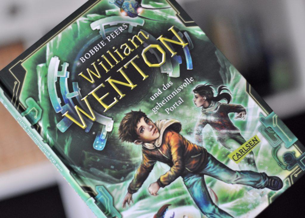 William Wenton 2 - die Rezension zum spannenden zweiten Teil des Kinderbuchs findet ihr auf Mutter&Söhnchen