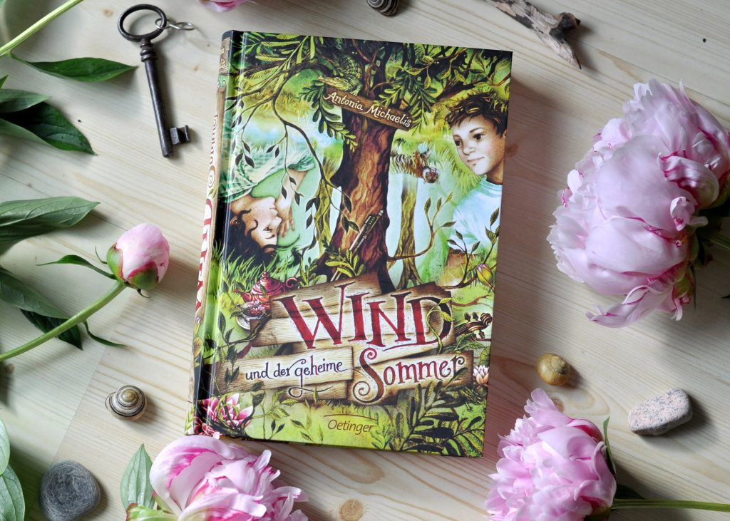 Wind und der geheime Sommer #Kinderbuch #Lesen #Sommer #Abenteuer #Schule #Vorlesen
