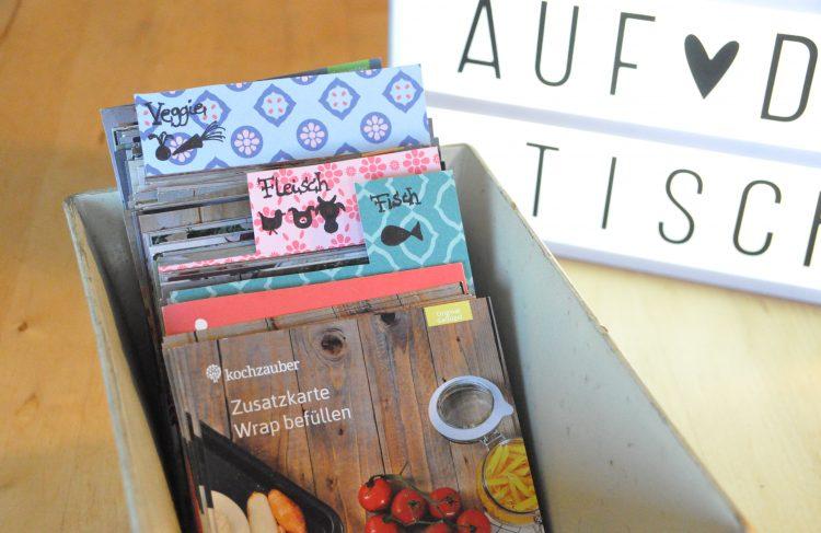 Rezeptebox zum selbstbasteln #DIY